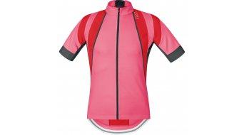 GORE Bike Wear Oxygen Trikot kurzarm Herren-Trikot Rennrad giro pink/red
