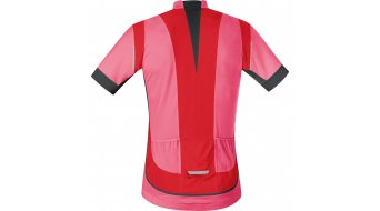GORE Bike Wear Oxygen maillot de manga corta Caballeros-maillot bici carretera tamaño L Giro pink/rojo