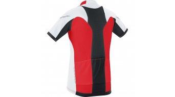 GORE Bike Wear Xenon 3.0 maillot de manga corta Caballeros-maillot bici carretera tamaño XS rojo/blanco