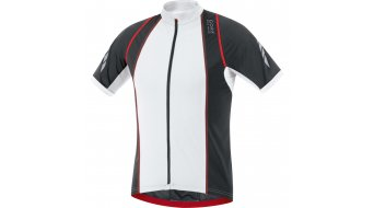 GORE Bike Wear Xenon 3.0 maillot de manga corta Caballeros-maillot bici carretera tamaño M blanco/negro