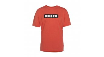ION Logo DR maillot de manga corta Caballeros-maillot Tee melange