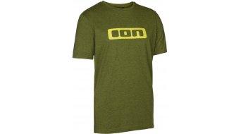ION Logo DR Multifunktions camiseta de manga corta Caballeros-camiseta