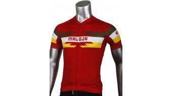 Maloja AnkuM. jersey short sleeve size L granat
