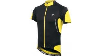 Pearl Izumi Elite maillot de manga corta tamaño S negro/blazing amarillo