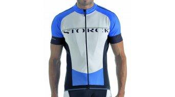 Storck Race maillot de manga corta Caballeros-maillot Jersey blanco(-a)