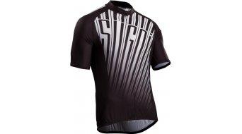 Sugoi Radial maillot de manga corta Caballeros-maillot Jersey negro