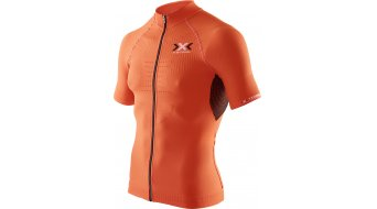 X-Bionic The Trick maillot manches courtes hommes-maillot Full Zip taille