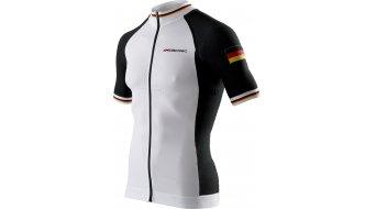 X-Bionic Patriot Race Limted Edition maglietta manica corta uomini- maglietta Full Zip . germany