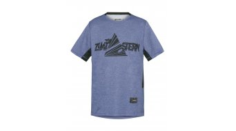 Zimtstern Earlz bici maglietta manica corta uomini- maglietta . blu marino