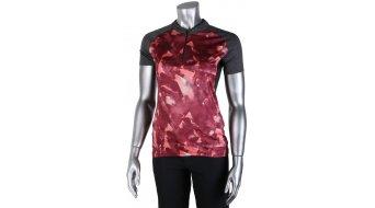 Zimtstern Taraz bici maglietta manica corta da donna- maglietta mis. M ruby wine- articolo da esposizione senza sichtbare Mängel