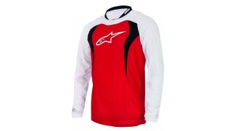 Alpinestars Drop Trikot langarm true red/white Mod. 2013
