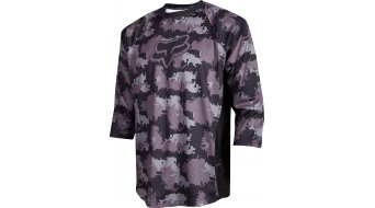 FOX Covert 3/4-sleeve Trikot Gr. S black camo Mod. 2012