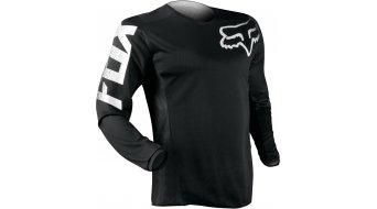 FOX Blackout maglietta manica lunga uomini Mx- maglietta Jersey mis. XXL black