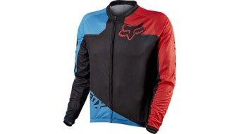 Fox Livewire Race maillot manga larga Jersey tamaño S azul/rojo