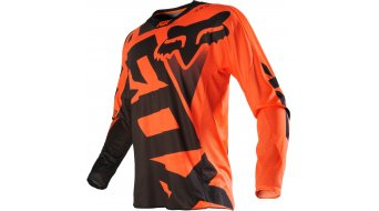 Fox 360 Shiv Trikot langarm Herren MX-Trikot Gr. XL orange