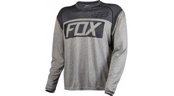 Fox Indicator maillot manga larga Caballeros-maillot heather