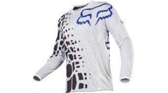 Fox 360 Grav Airline maillot manga larga Caballeros MX-maillot blanco