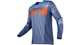 Fox Flexair Libra Trikot langarm Herren MX-Trikot orange/blue