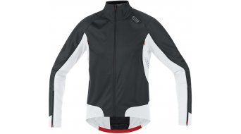GORE Bike Wear Xenon 2.0 Trikot langarm Herren-Trikot Rennrad Windstopper Soft Shell black/white