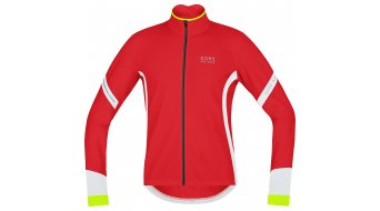 GORE Bike Wear Thermo-Trikot Power 2.0 langarm langarm Full-Zip Gr. XXL red/white