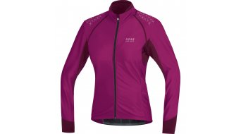 GORE Bike Wear Alp-X Thermo Lady Full-Zip Trikot langarm red