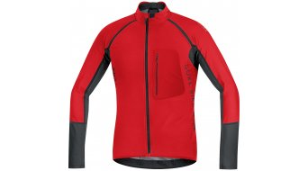 GORE BIKE WEAR Alp-X Pro maglietta manica lunga uomo MTB Zip-Off WINDSTOPPER Soft Shell .