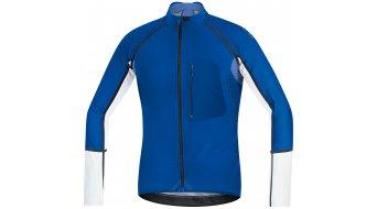 Alp-X Pro maglietta manica lunga uomini- maglietta MTB Zip-Off WINDSTOPPER Soft Shell .