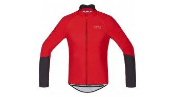 GORE Bike Wear Power Trikot langarm Herren-Trikot Rennrad Zip-Off Windstopper Soft Shell