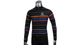 Maloja The Mountain Nomads jersey long sleeve men- jersey bike shirt size XXL moonless