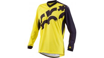 Mavic Crossmax Trikot langarm Herren-Trikot long sleeve Jersey Gr. XL yellow mavic/black