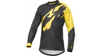 Mavic Crossmax Pro maglietta manica lunga uomini- maglietta mis. S black/yellow Mavic