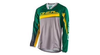 ONeal Element FR Trikot langarm Gr. L grün/gelb Mod. 2016