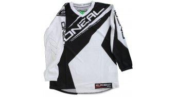 ONeal Element Raceware maglietta manica lunga maglia da bambino mis. L bianco mod. 2016