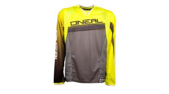 ONeal Element FR Trikot langarm Gr. L neongelb Mod. 2016