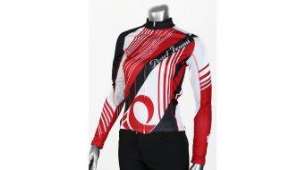 Pearl Izumi Elite Thermal LTD Trikot langarm Damen-Trikot Rennrad Jersey cross line crimson
