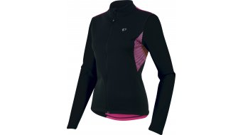 Pearl Izumi Sugar Thermal Print Trikot langarm Damen-Trikot Rennrad black/screaming pink