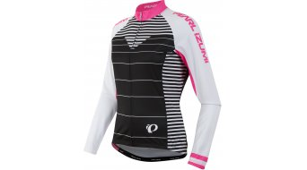Pearl Izumi Elite Thermal LTD maillot manga larga Señoras-maillot bici carretera screaming pink