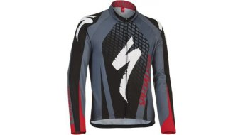 Specialized Comp Racing Front Protection Trikot langarm