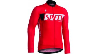 Specialized Authentic Team Windtex Trikot langarm red