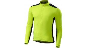Specialized RBX Sport Trikot langarm Herren-Trikot neon yellow/black