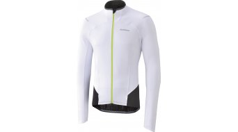 Shimano Performance Winter Trikot langarm weiß