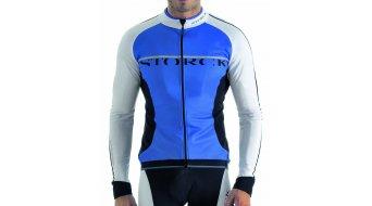 Storck Race maillot manga larga Caballeros-maillot Jersey azul
