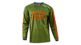 Troy Lee Designs Super Retro Trikot langarm Herren-Trikot