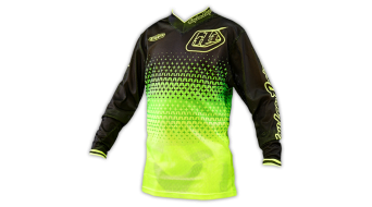 Troy Lee Designs GP Air Trikot langarm Kinder-Trikot Gr. L starbust yellow/black Mod. 2016