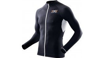 X-Bionic The Trick maillot manches longues hommes-maillot Full Zip taille