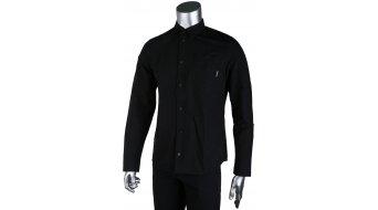 Zimtstern Dalzton Bike camicia manica lunga uomini- camicia mis. L black- articolo da esposizione senza sichtbare Mängel
