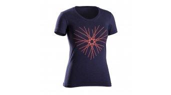 Bontrager Bike Heart camiseta de manga corta Señoras-camiseta tamaño L (US) navy