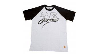 Chromag Raglan Script t-shirt manches courtes taille Mod. 2016