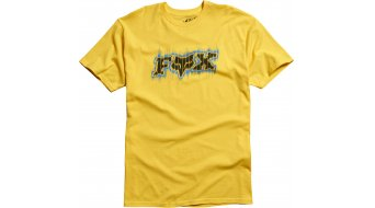 FOX Draggy T-Shirt kurzarm Kinder-T-Shirt Boys Gr. 140/146 (L) yellow