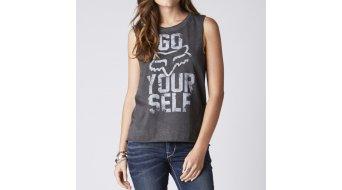 Fox Outlaw T-Shirt kurzarm Damen-T-Shirt Muskelshirt Gr. L black